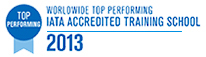 IATA ACCREDITED TRAINING SCHOOL 2013