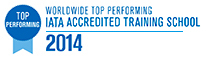 IATA ACCREDITED TRAINING SCHOOL 2014