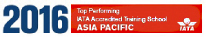 IATA ACCREDITED TRAINING SCHOOL 2016